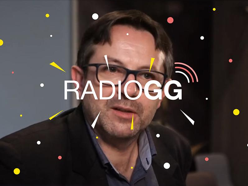 Philippe Boukobza conversa sobre sketchnoting y pensamiento visual en RadioGG